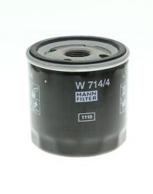 Filtro de aceite MANN+HUMMEL GmbH W 714/4