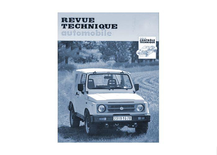 Revue technique auto ETAI 11575