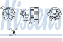 Habitacle Opel 115cv 2 D'air Pulseur Calibra I 0 qMSUzGVp