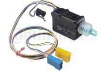 Elemento de regulación, cierre centralizado VDO 406-205-007-022V