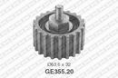 Polea inversión/guía, correa distribución SNR GE355.20
