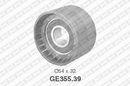 Galet enrouleur de courroie de distribution SNR GE355.39