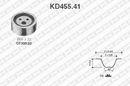 Kit de distribution SNR KD455.41