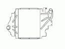 Intercooler, échangeur NRF B.V. 30865