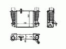 Intercooler, échangeur NRF B.V. 30866