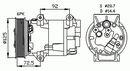 Compresseur, climatisation NRF B.V. 32208