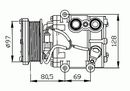 Compresor, aire acondicionado NRF B.V. 32401