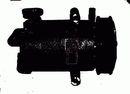 Compresor, aire acondicionado NRF B.V. 32411