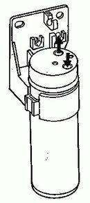 Filtre déshydrateur du circuit de climatisation NRF B.V. 33120