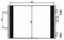 Condenseur, climatisation NRF B.V. 35544