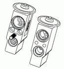 Válvula de expansión, aire acondicionado NRF B.V. 38406