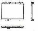 Radiador, refrigeración del motor NRF B.V. 50435
