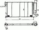 Radiateur moteur NRF B.V. 58092