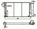 Radiateur moteur NRF B.V. 58233