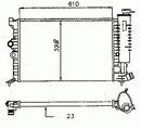 Radiateur du moteur NRF B.V. 58913