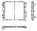Radiateur moteur NRF B.V. 58934