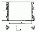Radiateur moteur NRF B.V. 58958