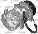 Compresseur, climatisation VALEO 699699