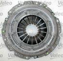 Kit d'embrayage + Volant moteur VALEO 835070