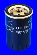 Filtro de aceite MECAFILTER ELH4341