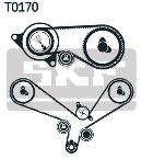 Bomba de agua + kit correa distribución SKF VKMC 01952-1