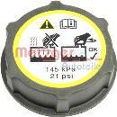 Bouchon, réservoir de liquide de refroidissement METZGER 2140067