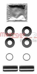 Boulon de guidage, étrier de frein METZGER 113-1333X