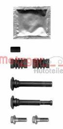 Pasador guía, pinza del freno METZGER 113-1385X