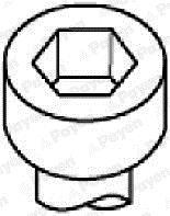 Ajusa 81057200 Juego de tornillos de culata