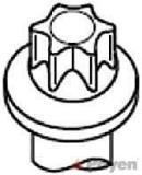 Juego de tornillos de culata PAYEN HBS301