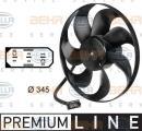 Ventilador, refrigeración del motor HELLA 8EW 009 144-531