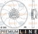 Ventilateur de refroidissement du moteur HELLA 8EW 351 041-241