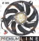 Ventilateur de refroidissement du moteur HELLA 8EW 351 043-751