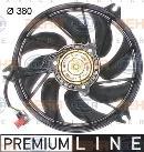 Ventilateur de refroidissement du moteur HELLA 8EW 351 044-111