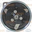 Compresor, aire acondicionado HELLA 8FK 351 127-331