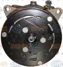 Compresor, aire acondicionado HELLA 8FK 351 134-941