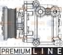 Compresor, aire acondicionado HELLA 8FK 351 334-331