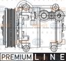 Compresor, aire acondicionado HELLA 8FK 351 334-341