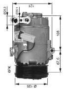 Compresor, aire acondicionado NRF B.V. 32480G
