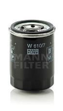 Filtro de aceite MANN-FILTER W 610/7