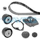 Pompe à eau + kit de courroie de distribution DAYCO  KTBWP8990