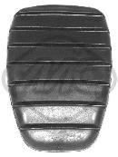 Revestimiento de pedal, pedal de freno Metalcaucho 04717