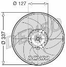 Ventilador, refrigeración del motor DENSO DER21003