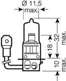 Ampoule, Phares antibrouillard OSRAM 64151NBU-01B