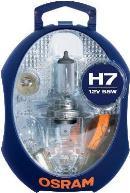 Coffret d'ampoules OSRAM CLKM H7