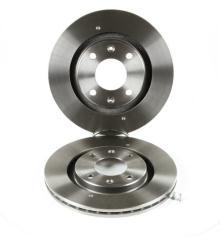 Jeu de 2 disques de frein BREMBO 09.4987.24