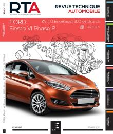 revue technique auto ford fiesta. Black Bedroom Furniture Sets. Home Design Ideas