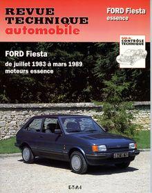 Revue Technique Ford Fiesta : revue technique auto ford fiesta ~ Dallasstarsshop.com Idées de Décoration