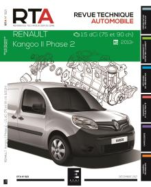 revue technique auto renault kangoo. Black Bedroom Furniture Sets. Home Design Ideas