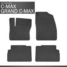 tapis de sol sur mesure ford c max b7 5p 1 6 tdci fap 115 cv. Black Bedroom Furniture Sets. Home Design Ideas
